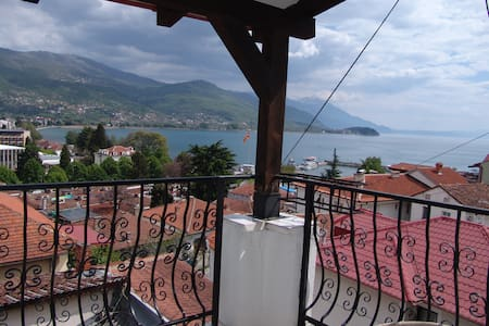 Villa Stefanija - great lake view - Ohrid