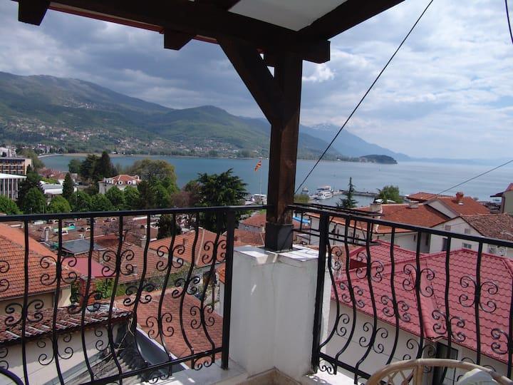 Villa Stefanija - great lake view