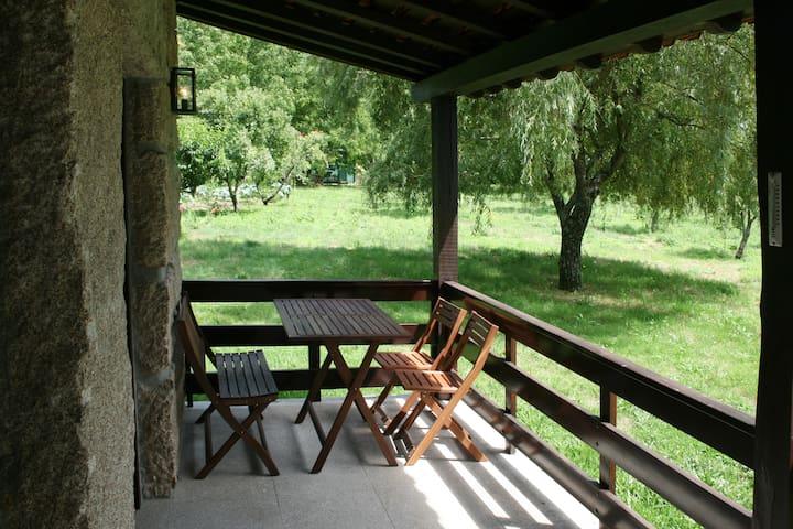 Casa da Veiga - Rural Tourism,Gerês - Balança - House