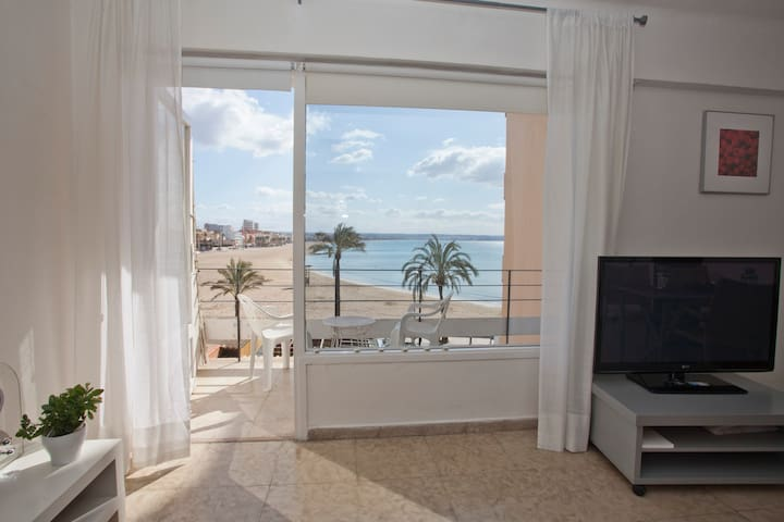 APARTMENT WITH BEATIFUL WIEWS - Can Pastilla - Apartment