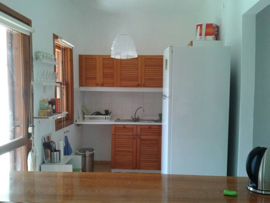 Açık mutfak/Open kitchen