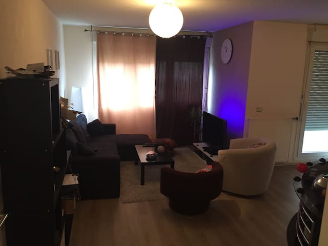 Bel appartement de 80 m² - Bourg-en-Bresse