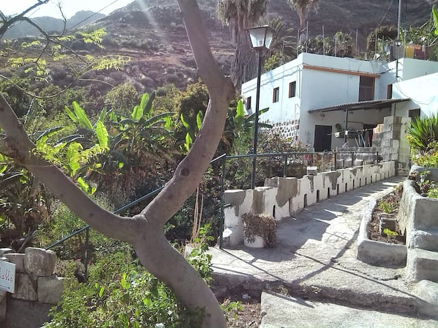 Tasarte SUMUS Blablabla, 2 bed room - Tasarte de Gran Canaria - House
