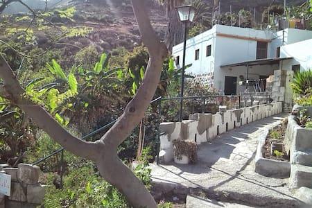 Traditional country house - Tasarte de Gran Canaria - Huis