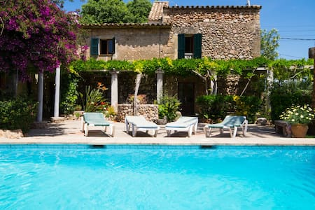 EASTER OFFER! Beautiful villa with pool, Pollença - Pollensa - 別荘