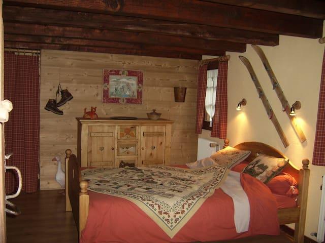 Le charme du 18ème, vue lac, 1 ch. - Saint-Eustache - Bed & Breakfast