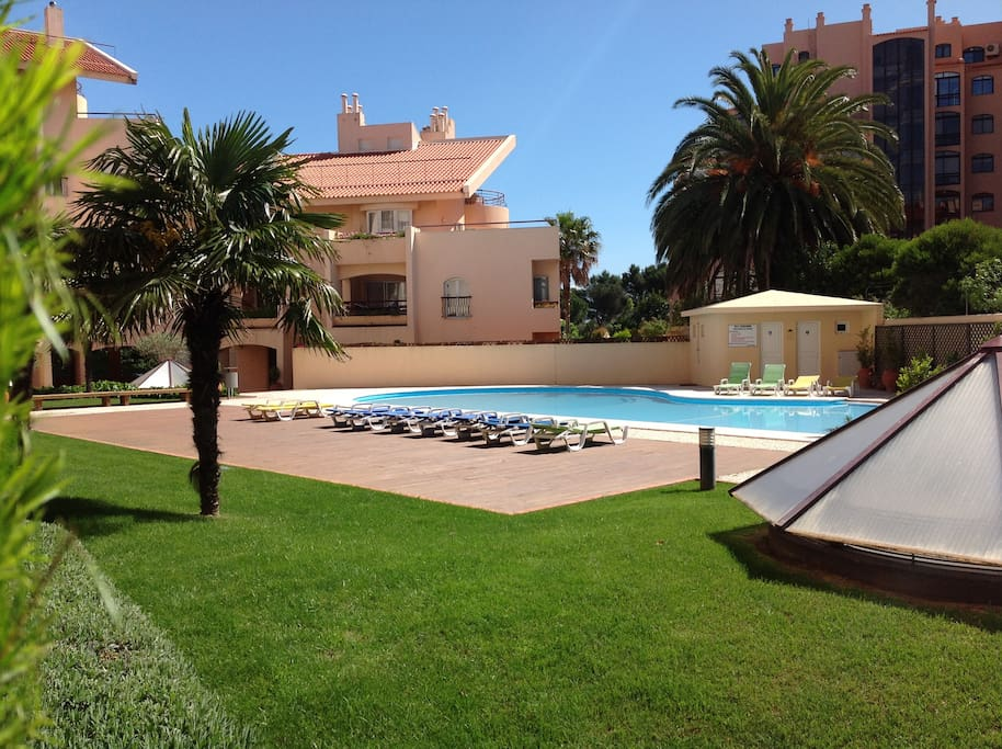 Apartment W Pool Vila Gandarinha Apartments For Rent In