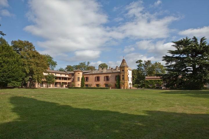 Maison de charme en Beaujolais
