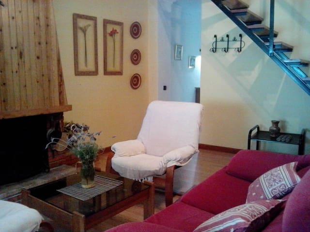 Casa en la Sierra de Grazalema (Cádiz)
