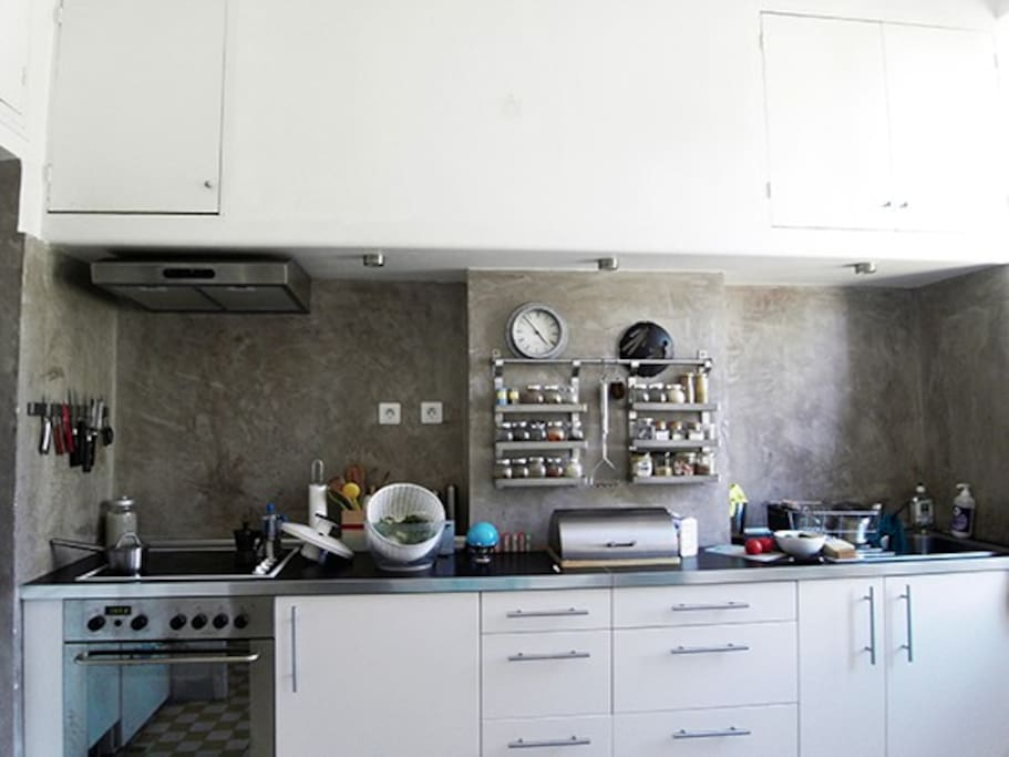 Cuisine / the kitchen