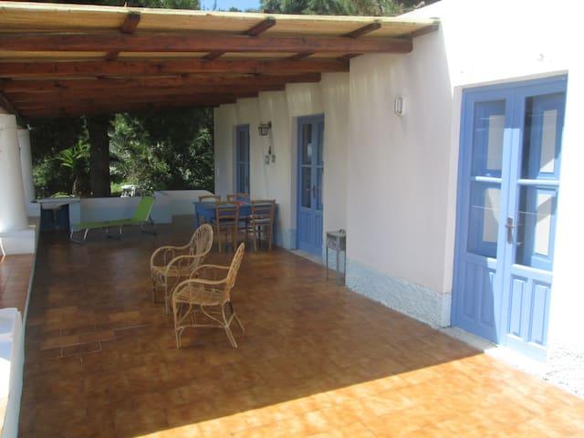 Casa vacanze a Lingua x 4  - Lingua - Appartement