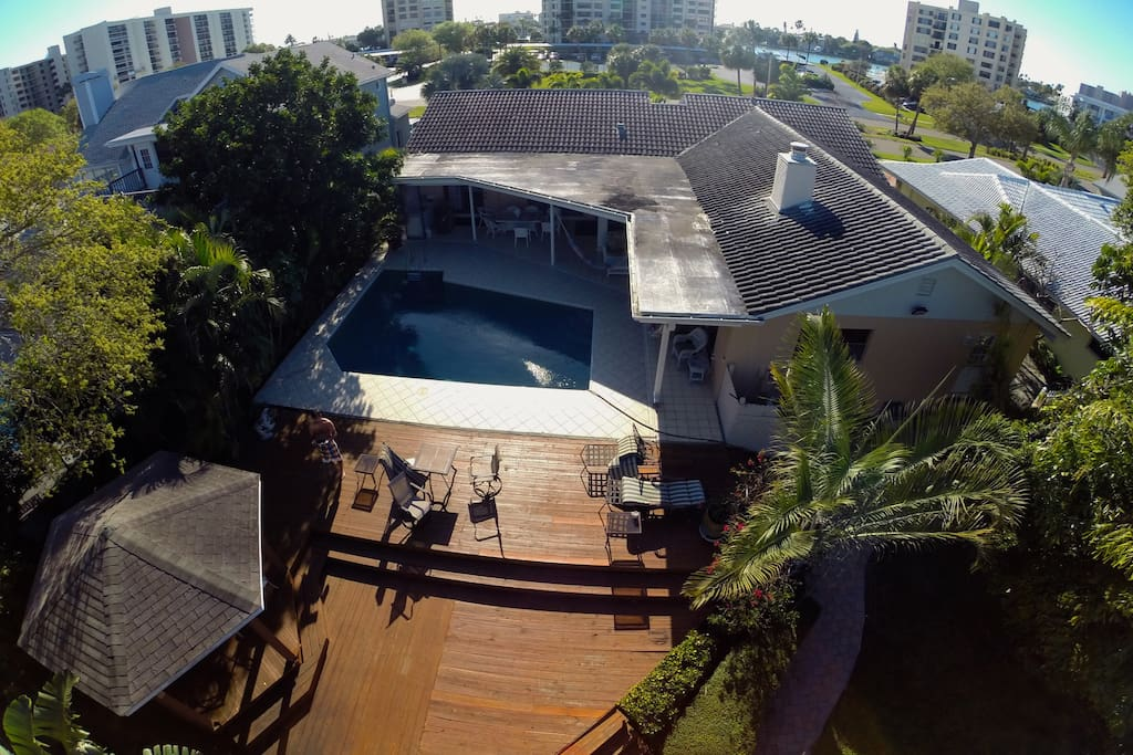 *New Roof & Composite Decking & Dock
