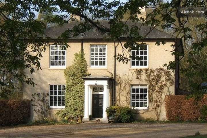 The Old Vicarage, Luxury B&B - Suffolk - Bed & Breakfast