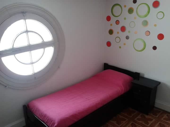 Beautiful single room