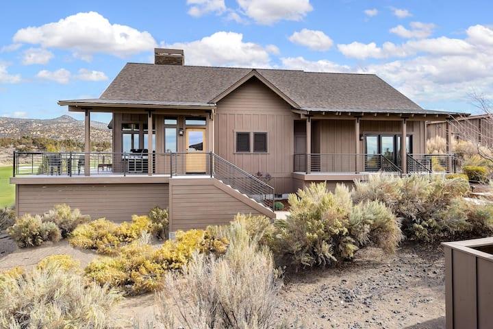 Brasada Ranch Powell Butte - 4 BR Brasada Cabin w/ Hot Tub
