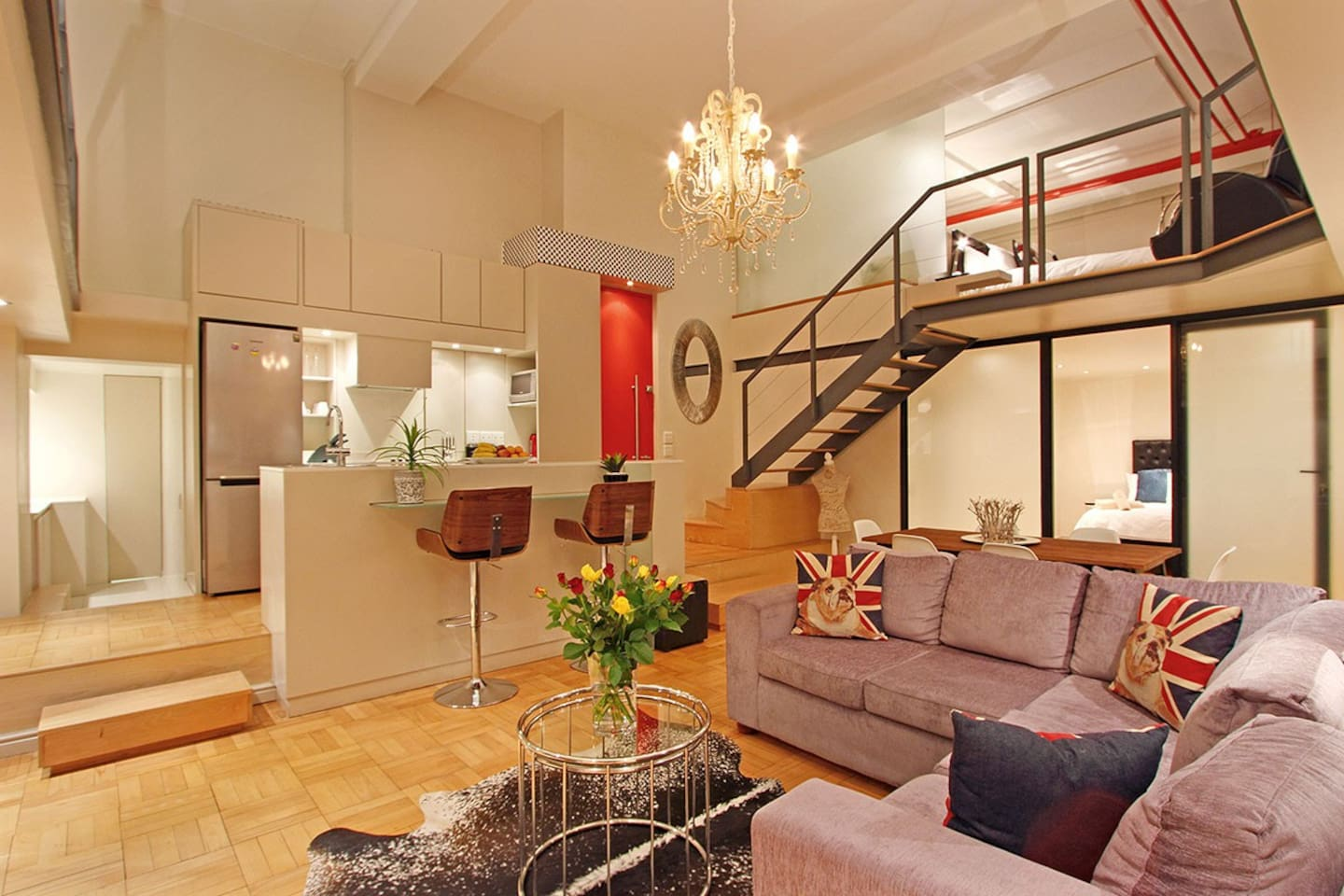 Stella's is the perfect city apartment