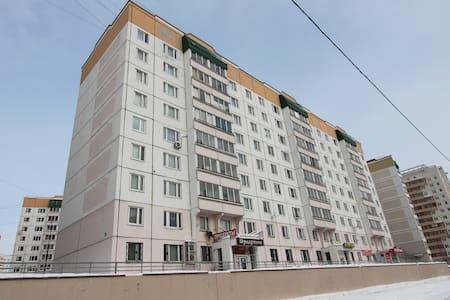 Cozy, clean studio apartment - Moskova - Huoneisto