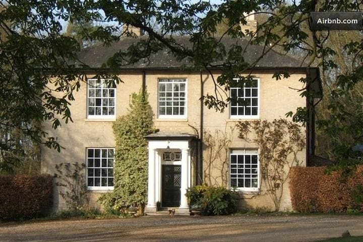 The Old Vicarage, Luxury B&B  - Newmarket - Bed & Breakfast