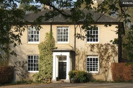 The Old Vicarage, Luxury B&B  - Newmarket - Гестхаус