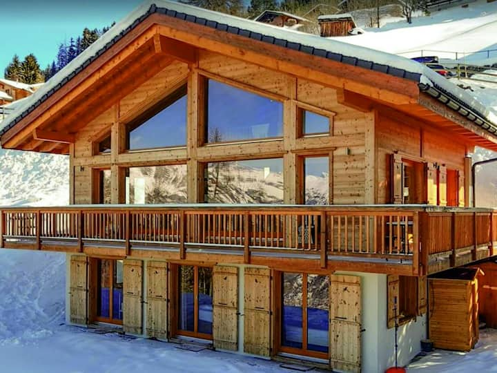 Charming 5bd Spacious Chalet Luxury