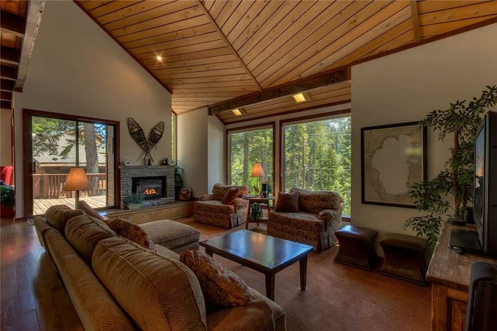 Bear Creek Bungalow - Alpine Meadows - Appartement