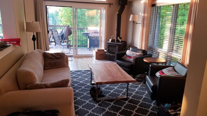 Modern Spotless Waterfront Cottage, Parry Sound