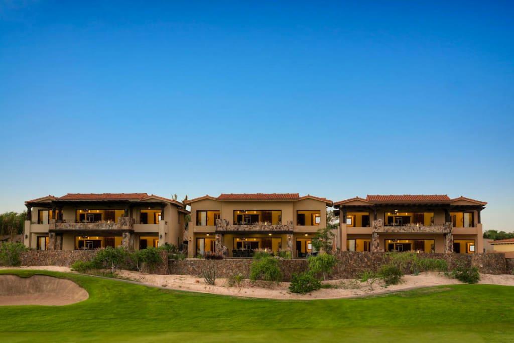 The Golf Villas