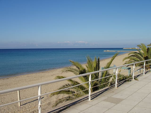 Convenient Apartment in Chalkidiki - Néa Kallikrátia - Apartment
