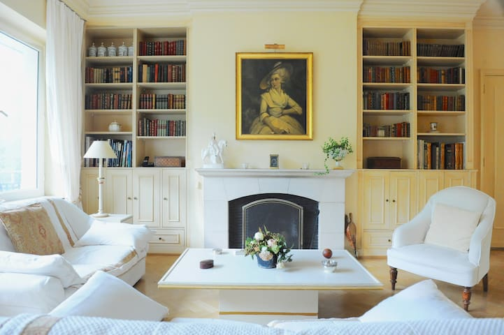 Cosy place surrounded by trees - Uccle - Apartment
