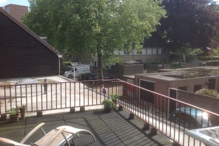 Cosy appartment in the citycentre - 蒂尔堡(Tilburg) - 公寓