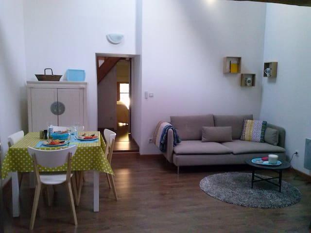 Appartement de caractère - Crémieu - Byt
