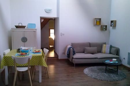 Appartement de caractère - Crémieu
