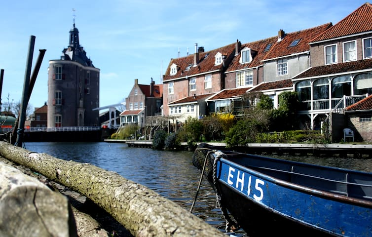 Authentic Dutch sleeping experience Enkhuizen