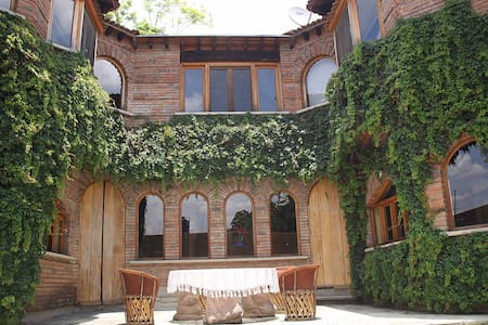 A magic house to fall in love with! - Oaxaca - Haus