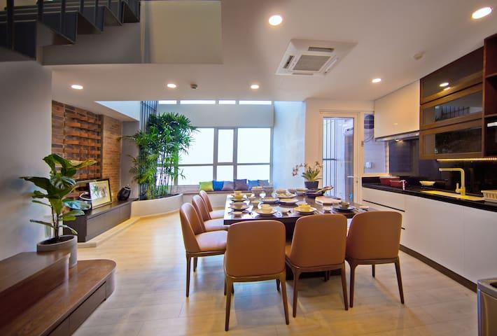 Simplex Penthouse Duplex★3BDR★Amazing view★Pool
