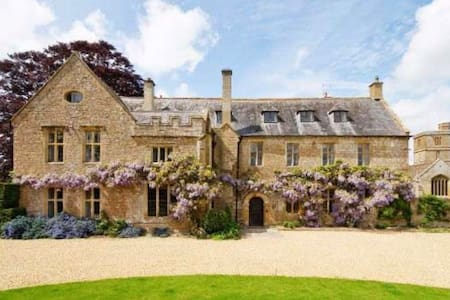 Glorious historic house with hot tub - Tintinhull - Ev