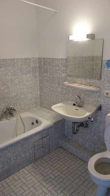 bathroom+WC