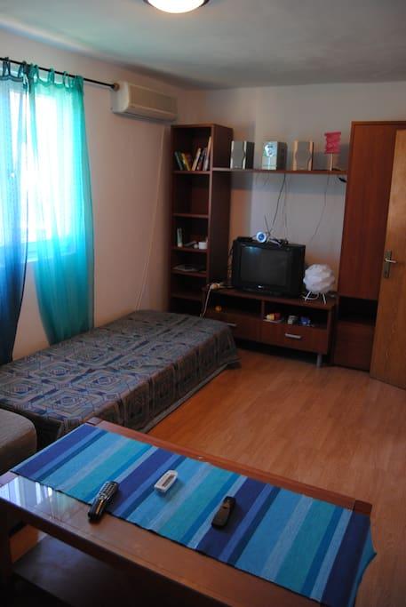 Charmig full utrustad lägenhet