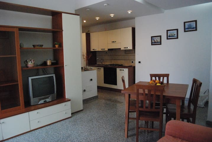 Two-roomed apartment near Sperlonga