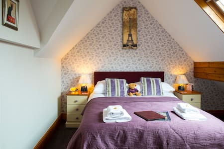 Chestnuts B&B, all rooms en suite