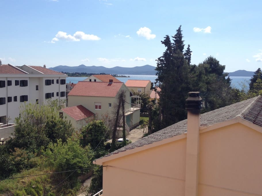 View From the Bedroom Balcony