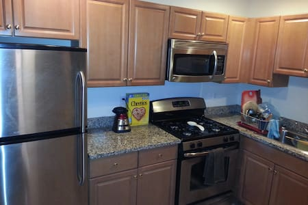2 Bed 2 Bath End Unit Sunny Condo   - Piscataway Township - Apartment