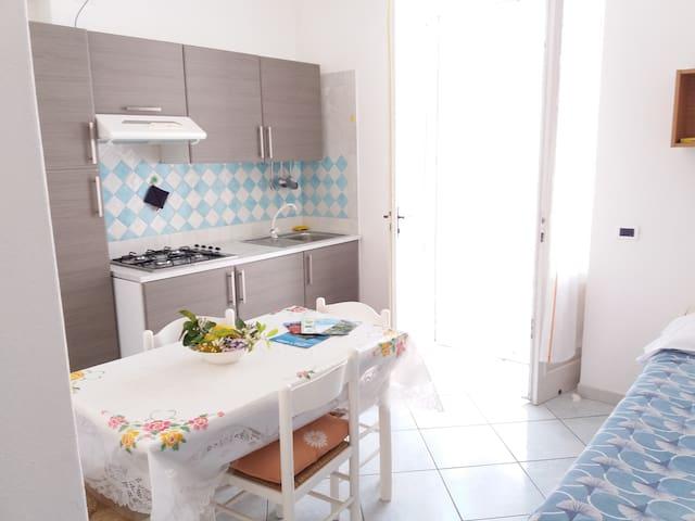 Villa ' G.Romano'  - Miniappartamento al Mare