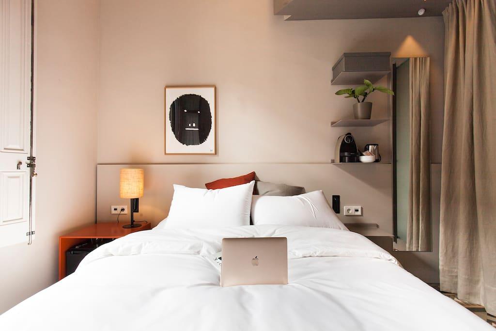 Comfy Swissflex bed