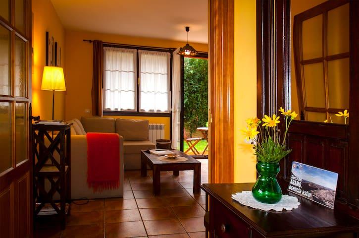 Apartamento Rural ,  A 7km  de Oviedo. - Argame - อพาร์ทเมนท์