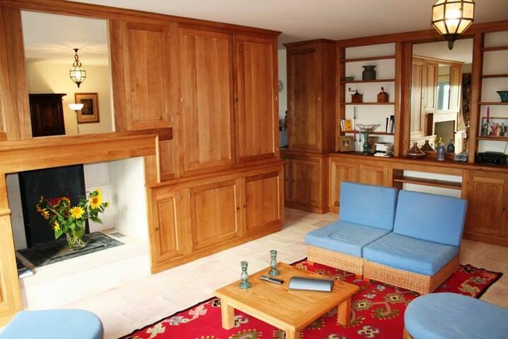 Maison vacances pour 11 Cassougno - Lafrancaise - Haus