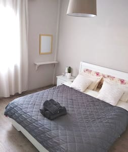 Chic and lightfull apartment 45m2 in the center