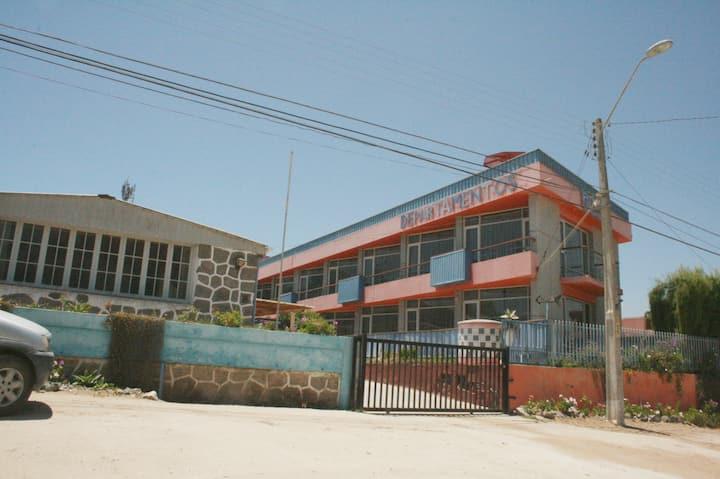 Departamentos de descanso ( 11) en Tongoy.