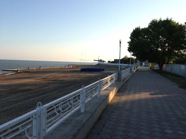 Квартира на самом берегу моря - Primorsko-Akhtarsk - Appartamento