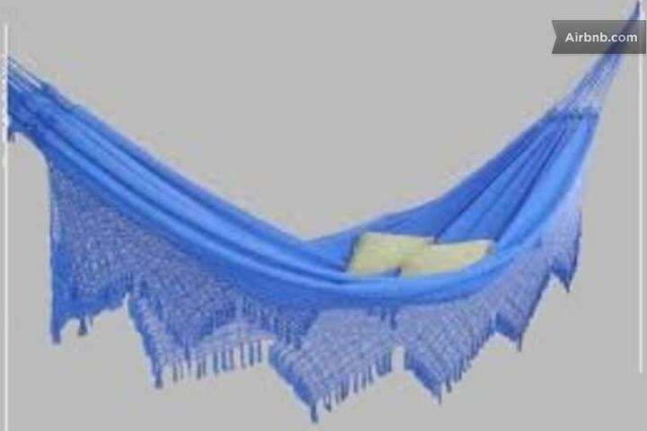 Hammock - economic accommodation